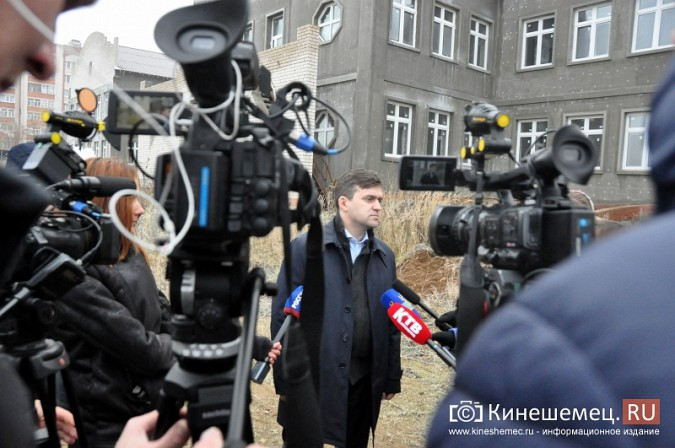 Кинешемским властям дан год на сдачу в эксплуатацию детского сада на ул.Гагарина фото 18