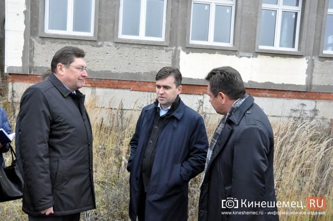 Кинешемским властям дан год на сдачу в эксплуатацию детского сада на ул.Гагарина фото 17