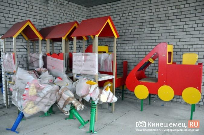 Кинешемским властям дан год на сдачу в эксплуатацию детского сада на ул.Гагарина фото 8