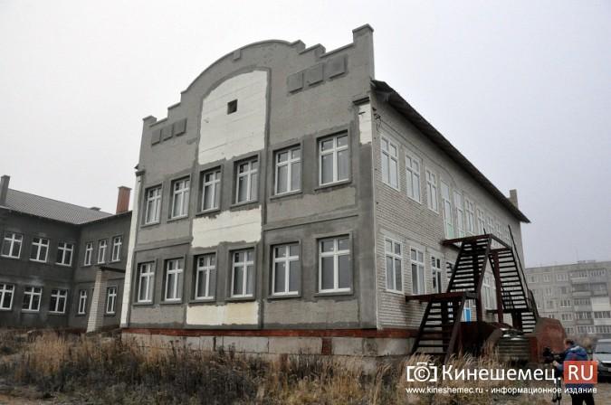 Кинешемским властям дан год на сдачу в эксплуатацию детского сада на ул.Гагарина фото 2