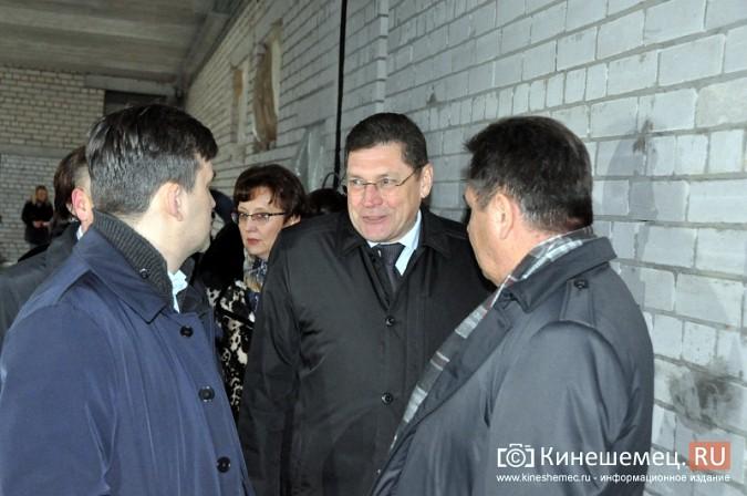Кинешемским властям дан год на сдачу в эксплуатацию детского сада на ул.Гагарина фото 15