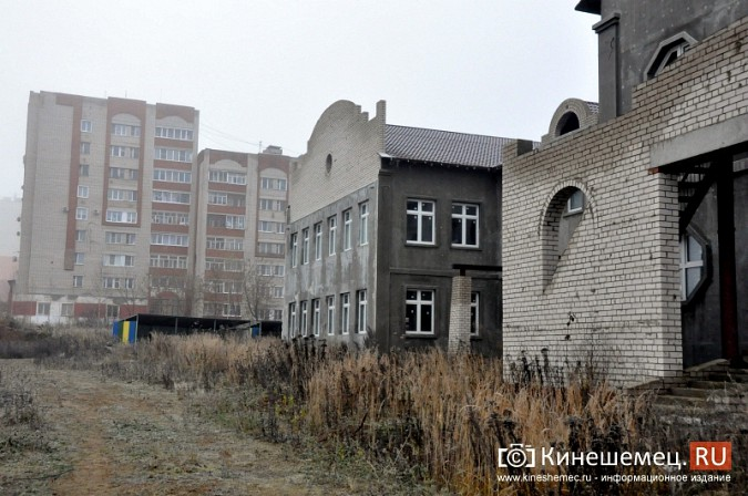 Кинешемским властям дан год на сдачу в эксплуатацию детского сада на ул.Гагарина фото 6