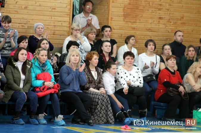 В Кинешме прошел турнир по художественной гимнастике «Золотой листопад» фото 5
