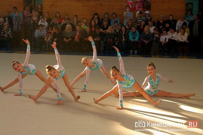 В Кинешме прошел турнир по художественной гимнастике «Золотой листопад» фото 15