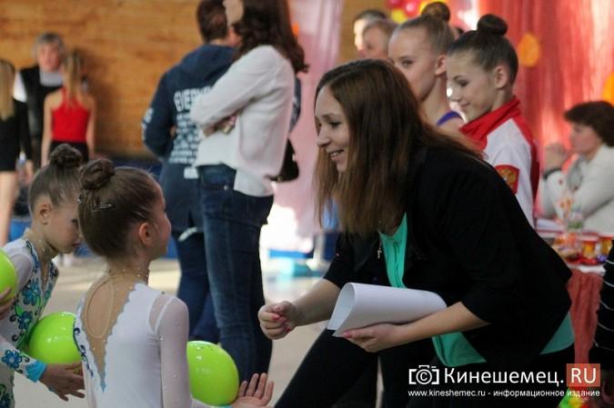 В Кинешме прошел турнир по художественной гимнастике «Золотой листопад» фото 12