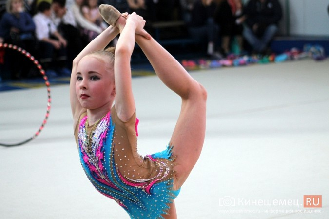 В Кинешме прошел турнир по художественной гимнастике «Золотой листопад» фото 14