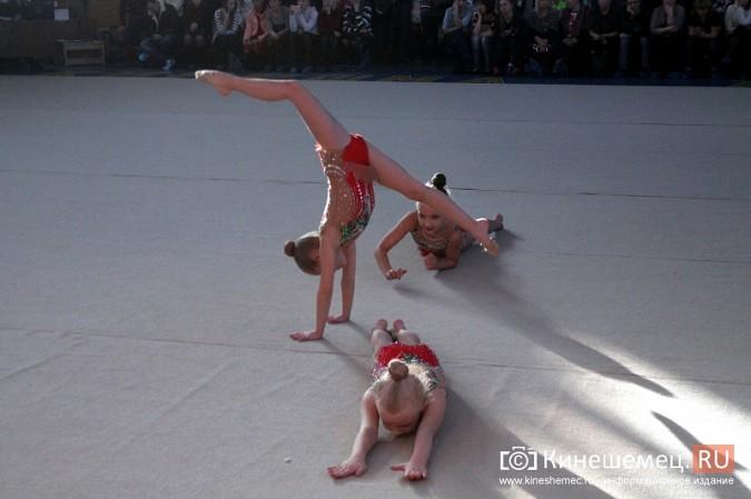 В Кинешме прошел турнир по художественной гимнастике «Золотой листопад» фото 26