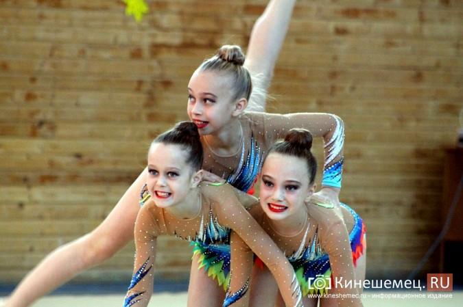 В Кинешме прошел турнир по художественной гимнастике «Золотой листопад» фото 42