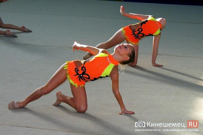 В Кинешме прошел турнир по художественной гимнастике «Золотой листопад» фото 18