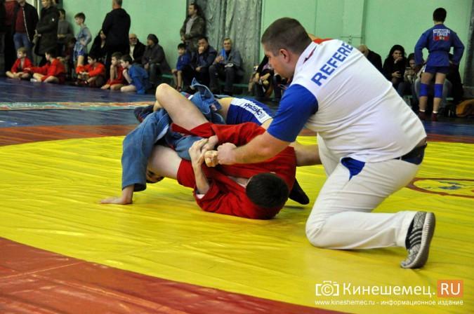 В Кинешме прошел турнир городов России по самбо фото 13