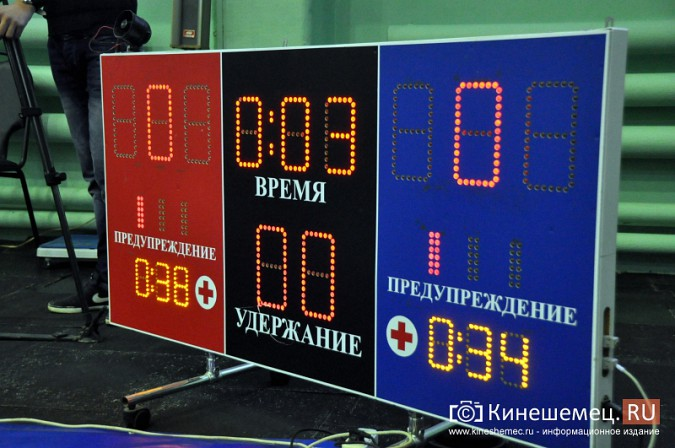 В Кинешме прошел турнир городов России по самбо фото 8