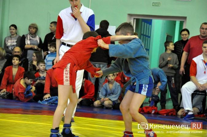 В Кинешме прошел турнир городов России по самбо фото 22