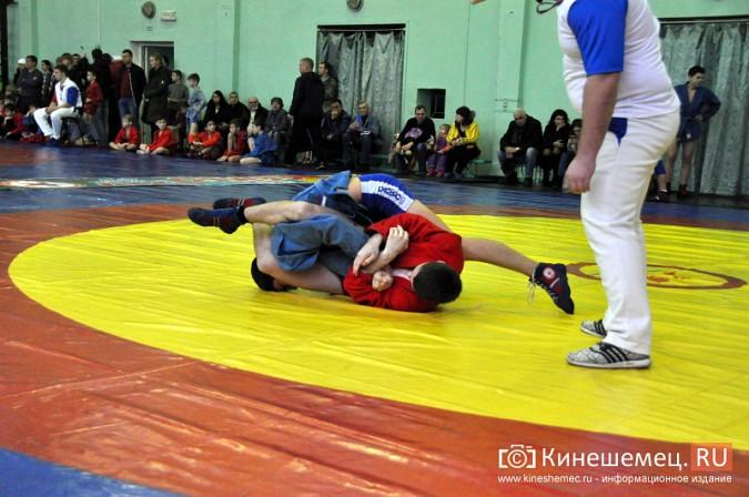 В Кинешме прошел турнир городов России по самбо фото 12