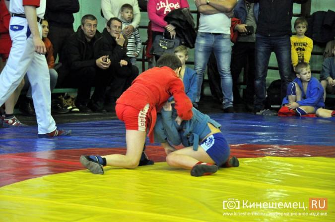 В Кинешме прошел турнир городов России по самбо фото 25