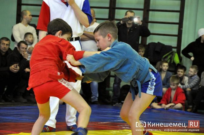 В Кинешме прошел турнир городов России по самбо фото 23