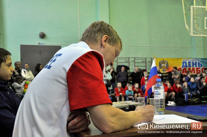 В Кинешме прошел турнир городов России по самбо фото 26