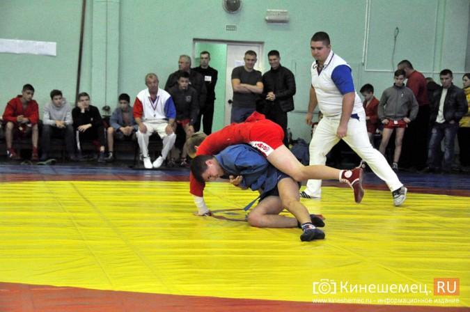 В Кинешме прошел турнир городов России по самбо фото 19