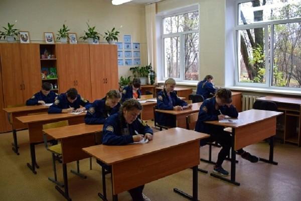 Кинешемские морские кадеты успешно выступили в Подмосковье фото 2