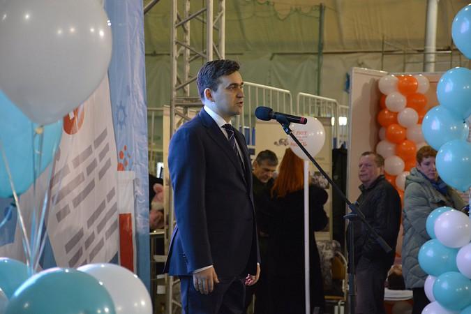 Кинешемская ЦРБ приняла участие в выставке «Медицина и здоровье-2017» фото 2