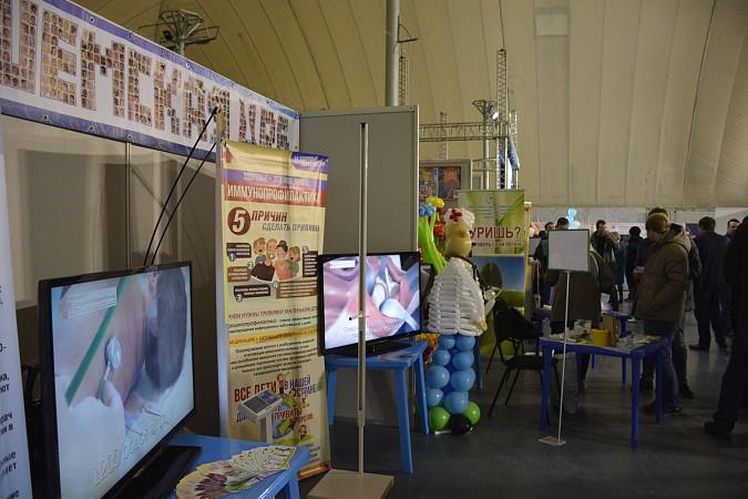 Кинешемская ЦРБ приняла участие в выставке «Медицина и здоровье-2017» фото 3