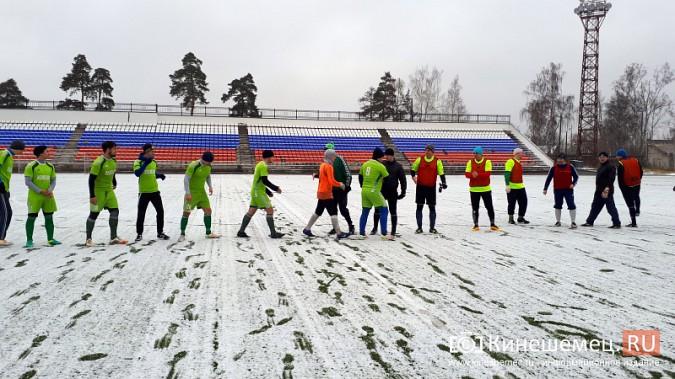 Чемпионом Кинешмы по футболу стал «Волжанин» фото 3
