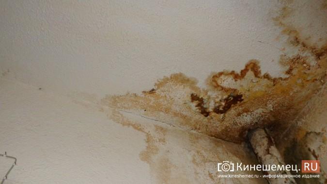 Из-за худой крыши квартиры жителей дома на улице Декабристов заливает водой фото 6