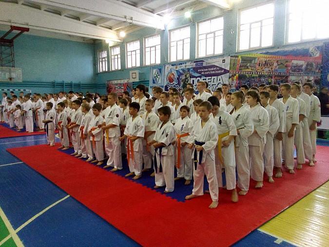 Кинешемские каратисты завоевали шесть кубков фото 4