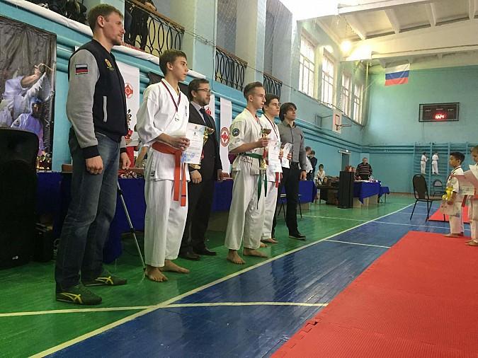 Кинешемские каратисты завоевали шесть кубков фото 8