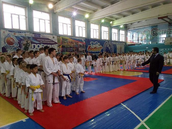 Кинешемские каратисты завоевали шесть кубков фото 3