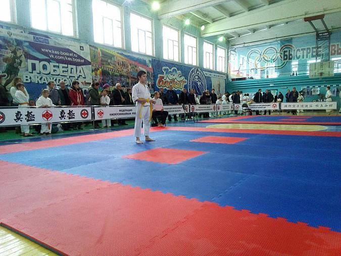 Кинешемские каратисты завоевали шесть кубков фото 6