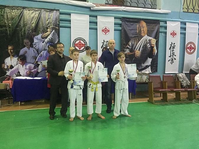 Кинешемские каратисты завоевали шесть кубков фото 9