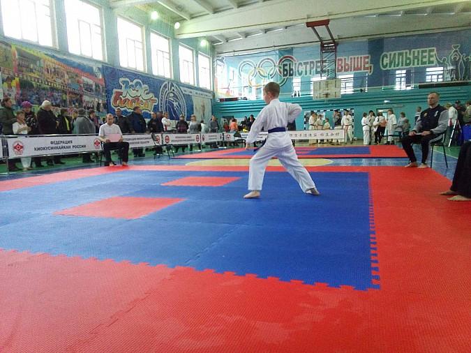 Кинешемские каратисты завоевали шесть кубков фото 5