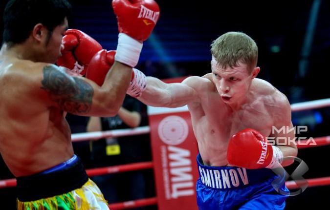 Кинешемский боксер Евгений Смирнов победил филиппинца фото 9