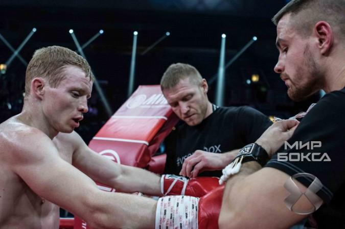 Кинешемский боксер Евгений Смирнов победил филиппинца фото 5