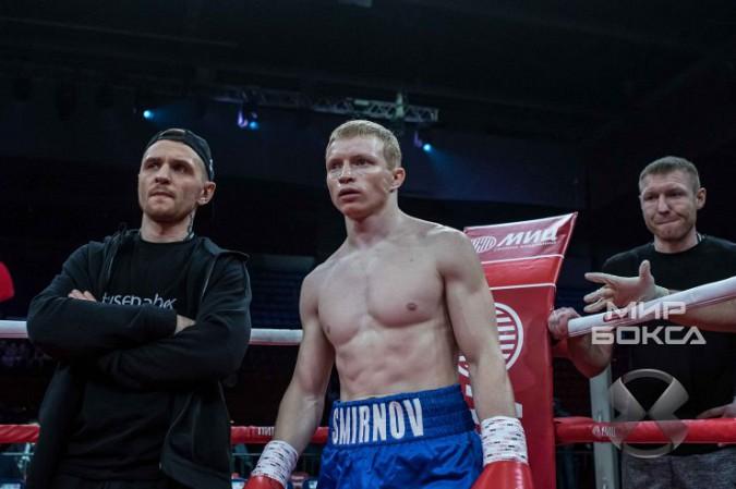Кинешемский боксер Евгений Смирнов победил филиппинца фото 4