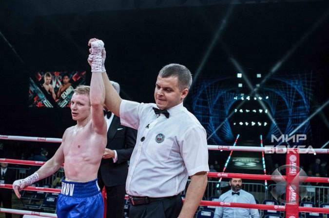 Кинешемский боксер Евгений Смирнов победил филиппинца фото 11