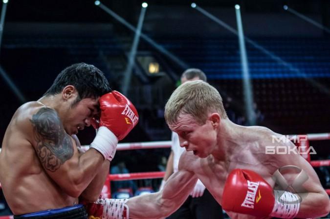 Кинешемский боксер Евгений Смирнов победил филиппинца фото 10