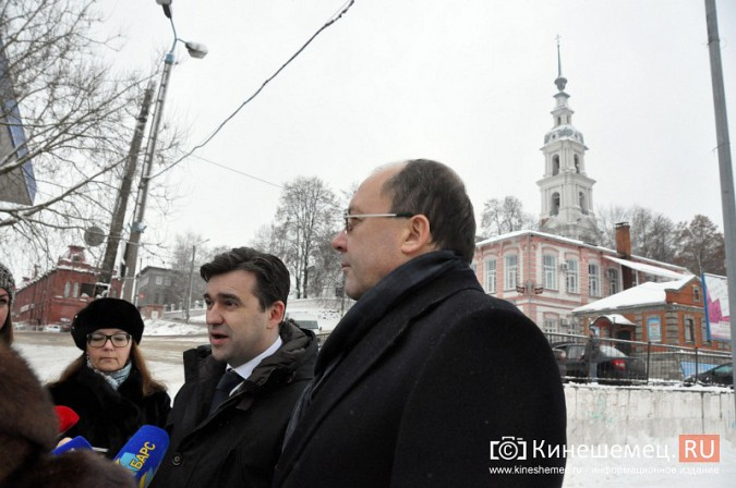 Станислав Воскресенский начал возвращать Кинешму на карту Ивановской области фото 13