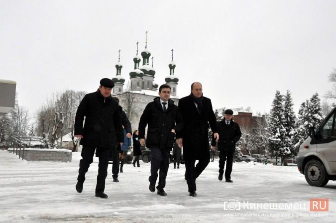 Станислав Воскресенский начал возвращать Кинешму на карту Ивановской области фото 2