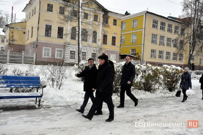 Станислав Воскресенский начал возвращать Кинешму на карту Ивановской области фото 9