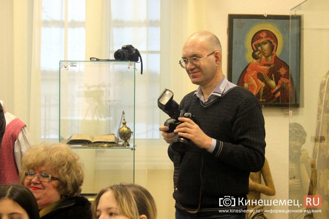 В Кинешме открылась выставка фотографа Сергея Михалина фото 5