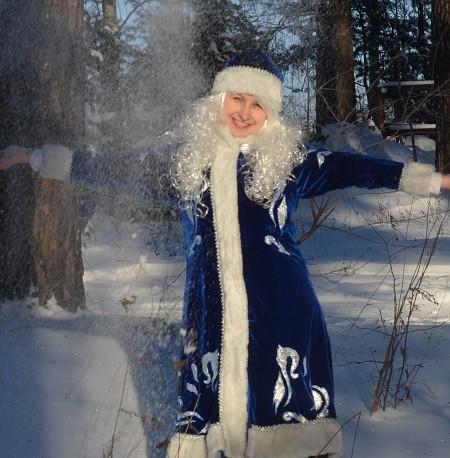 Дед Мороз и Снегурочка в Кинешме фото 3