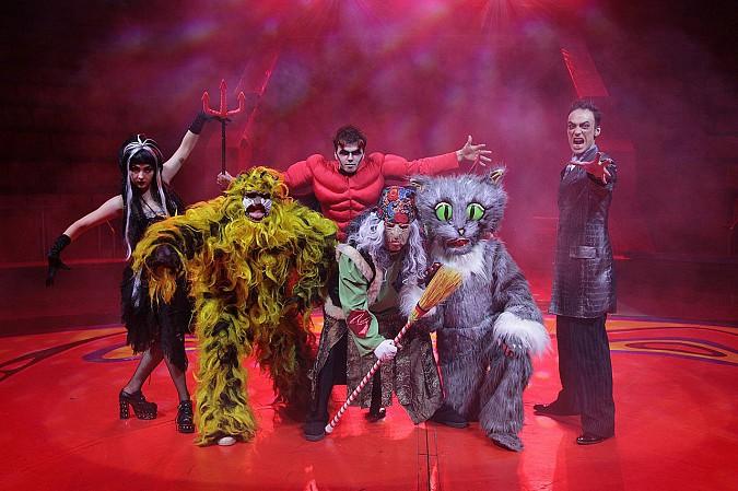 Самая ожидаемая программа сезона  в Ивановском цирке фото 3