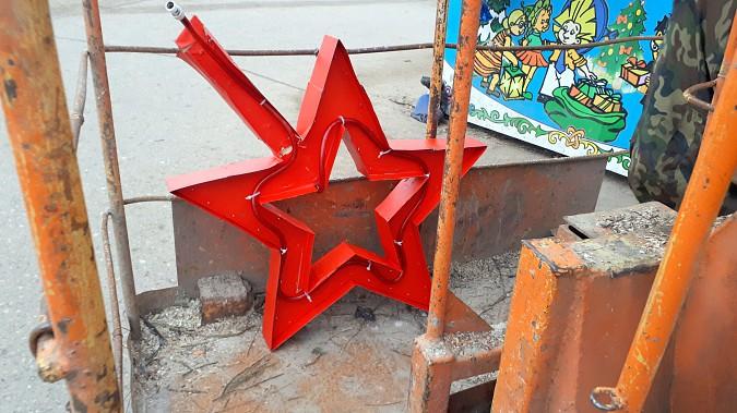 Главная новогодняя елка Кинешмы осталась без звезды фото 4