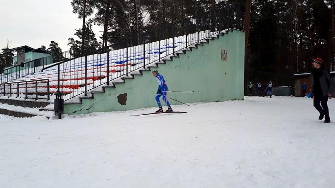 Лыжники и биатлонисты Кинешмы вышли на контрольную тренировку фото 12