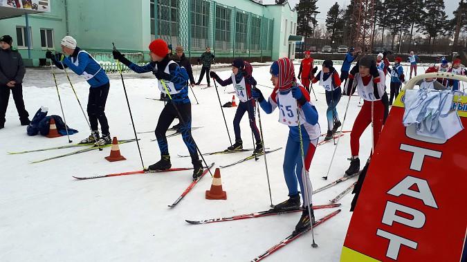 Лыжники и биатлонисты Кинешмы вышли на контрольную тренировку фото 13