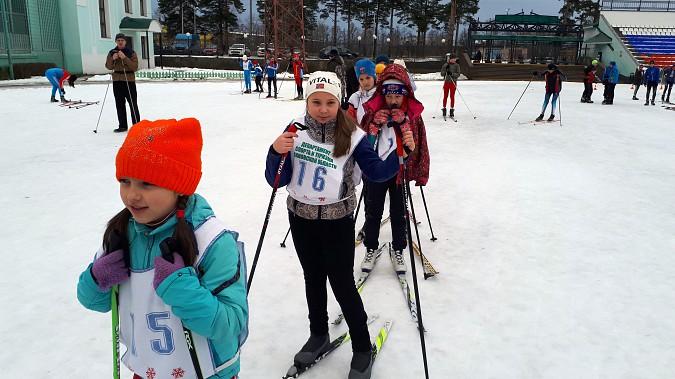 Лыжники и биатлонисты Кинешмы вышли на контрольную тренировку фото 4