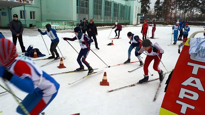 Лыжники и биатлонисты Кинешмы вышли на контрольную тренировку фото 14