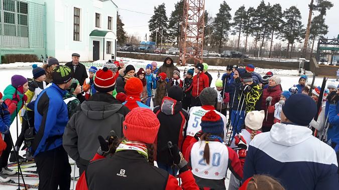 Лыжники и биатлонисты Кинешмы вышли на контрольную тренировку фото 6