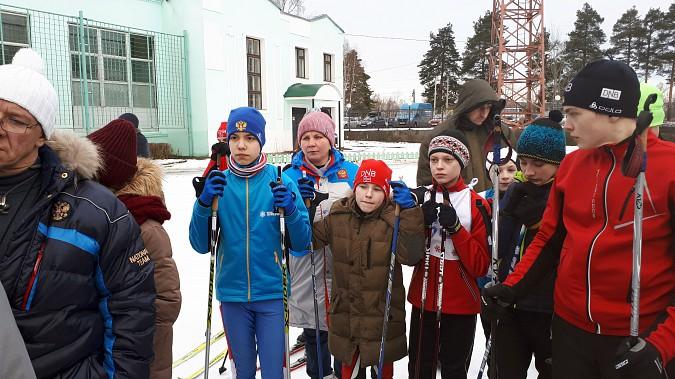Лыжники и биатлонисты Кинешмы вышли на контрольную тренировку фото 7